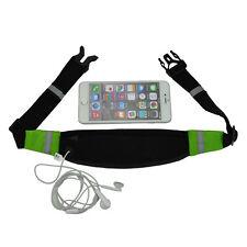 Cintura corsa marsupio running una tasca espansibile smartphone waist bag