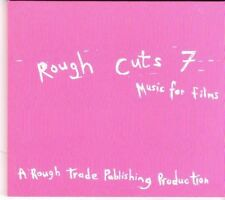 (DN630) Rough Cuts 7, Music For Films, 17 tracks various artists - 2007 DJ CD