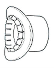 """32MM / 1.1/4"""" BIG BOSS WHITE PIPE ADAPTOR FOR WASTE  PIPE BB3/WH"""