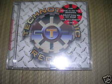 Technotronic - Recall CD sealed OOP rare NEW