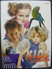 KIDS IN MOTION GRAN'CHIC TEEN CHILDRENS HAIRSTYLE STYLE  FASHION BOOK VOLUME 13