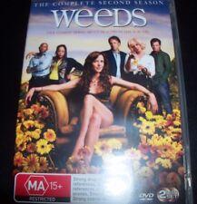 Weeds The Complete Second Season 2 (Australia Reg 4) DVD - Like New