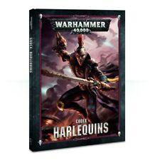 Harlequins Codex (Deutsch) Games Workshop Warhammer 40.000 Harlequin Eldar 8th