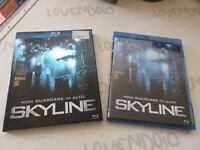 Película Skyline blu ray Italiano Fantascenza Excelente Estado