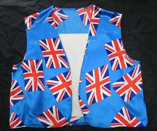 National Waistcoat Unisex Fancy Dress