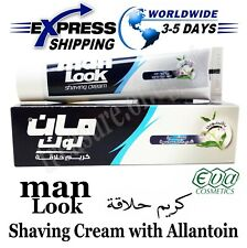 Eva Man Look Shaving Cream Men Smoothing Lather Shave For Highly Sensitive Skins