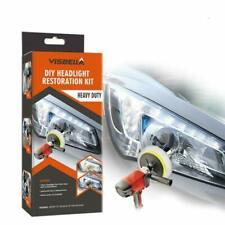 Visbella Professional Headlight Restoration Kit Diy Headlamp Brightener Car Care