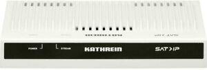 Kathrein EXIP 418 SAT> IP server / SAT2IP converter (4x DVB-S / S2 satellite tun