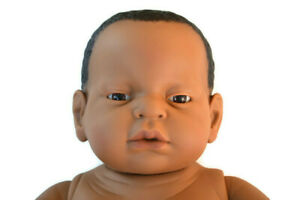 RealCare BABY THINK IT OVER Girl Doll G6 Gen 6 African American WORKS!! Female