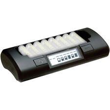 Cargador de pilas AA/AAA Powerex MH-C801D extra-rápido 8 pilas