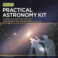 Philip's Practical Astronomy Kit inc. Planisphere and Guide to Sky At Night