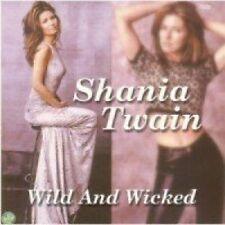 Shania Twain Wild & wicked (2004) [CD]