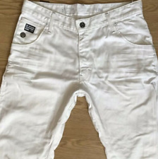 G-STAR Arc Loose Tapered White Jeans Size W30 L30 *REF91