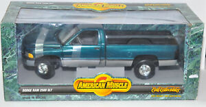 Ertl Collectables American Muscle Dodge RAM 2500 SLT Die Cast 1:18 Scale – NEW