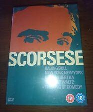 Martin Scorsese Collection DVD (2006) Robert De Niro