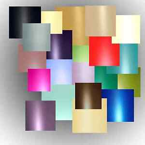 New -Pearlescent Paper A4 - Centura Pearl Shimmer Craft Paper 95gsm Single Sided