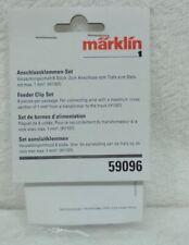 Marklin 59096 Spoor 1 Rail aansluitklemmen set 8 stuks  -2