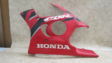 OEM Honda CBR600F3 CBR 600 F3 Left Side Plastic Fairing Used