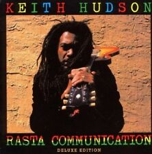 KEITH HUDSON - RASTA COMMUNICATION (DELUXE EDITION) 2 CD NEU