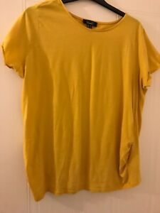 Maternity short sleeve top size 16 new look