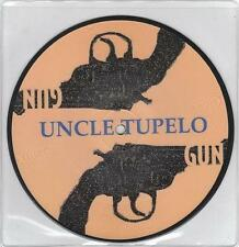"UNCLE TUPELO Gun  numbered 7"" picture disc WILCO NEW"