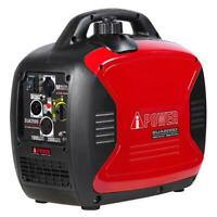 A-iPower 2,000 Watts Portable Inverter Generator Gasoline-Powered SUA2000i