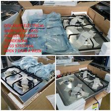 Blanco 60cm 4 Stainless Steel Burner Cook top (CG604WXP) WE OPEN 7 DAYS