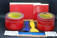3M ™ VHB ™ 4611 cinta de doble cara Conjunto de herramientas de preparación, Heavy Duty Impermeable