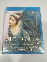Victoria Jenna Coleman Prima Stagione Completa Blu-Ray Spagnolo Inglese Nuovo
