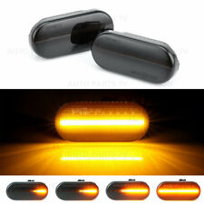 2 Sequential LED Side Marker Signal Light for VW Bora Golf Passat Polo Sharan T5