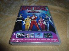 Super Sentai - Denji Sentai Megarange: The Complete Series (8 DVD Set)