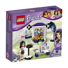 Lego ® Friends 41305 Emmas estudio fotográfico nuevo embalaje original _ Emma's Photo Studio New misb NRFB