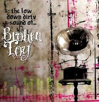 BROKEN TOY the low down dirty sound of (CD album) psy-trance