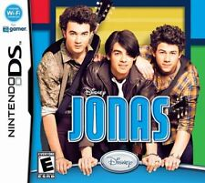 Disney JONAS Rock Star Band SIM DS/Lite/DSi/XL/3DS NEW
