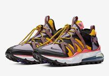 New Nike Air Max 270 Bowfin Mens Size 10 Shoes Black Atomic Violet AJ7200-004