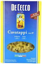 De Cecco Pasta, Cavatappi, 16 Ounce (Pack of 5)