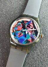 🔴 Swatch kiki Picasso AUTOMATIC - 36,5 mm - Vintage