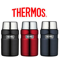 Thermos King Range Food Soup Flask, 0.71L