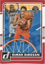 DeMar DeRozan Donruss 2015/16 - NBA Basketball Card #70
