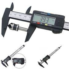 """LCD 6"""" 150mm Digital Vernier Caliper Micrometer Gauge Accurate Measurement Tool"""