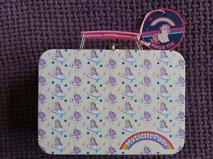 My Little Pony G1 Vintage Retro Gift Tin Bag Lunch Box Lunchbox Urban Outfitters