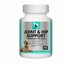 Vitapet Advanced Strength Joint and Hip Chewables with Glucosamine & Chondroitin