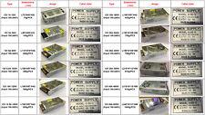 AC 110V-220V TO DC 12V 2A 5A 10A 15A 20A 40A 50A 60A Switch Power Supply Adapter