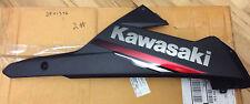 Kawasaki EX300 Ninja , Right Side Lower  Cowl , fits 2014  , Used  OEM Item