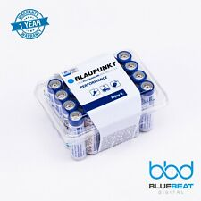 [Pk-24] Blaupunkt AAA Performance Alkaline 1.5V Batteries Long Lasting Triple A