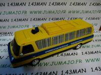 Voiture 1/43 IXO déagostini série RUSSE Service ZIL 118 KL Bus laboratoire crime
