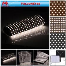 FalconEyes RX18T 792 LED Beads CRI93+ Rollable Photo Studio Video Light Lamp Kit