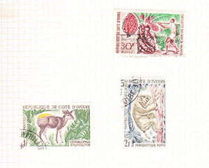 Ivory Coast Stamps