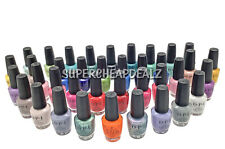 OPI Nail Lacquer Polish / Base / Top 15ml / 0.5oz - CHOOSE 240+ COLORS Authentic