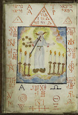 The Key of Hell Cyprianus Black Magic 18th Century, 7x5 Inch Reprint Witchcraft